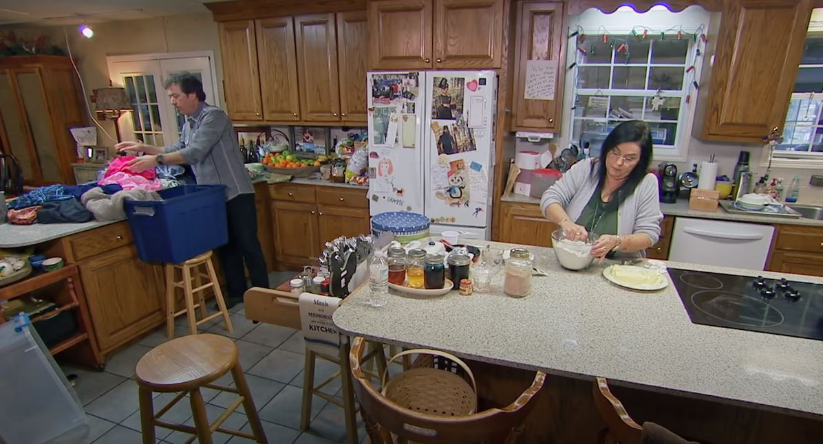 Phil and Kay's kitchen