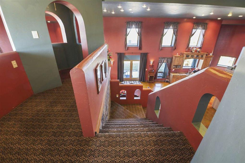 Prepper castle open floor plan
