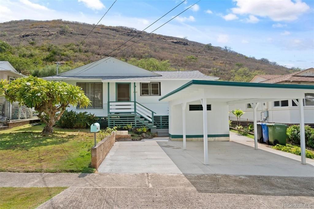 $1M house in Honolulu