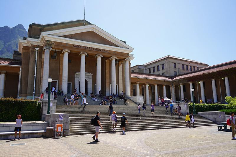 South African university