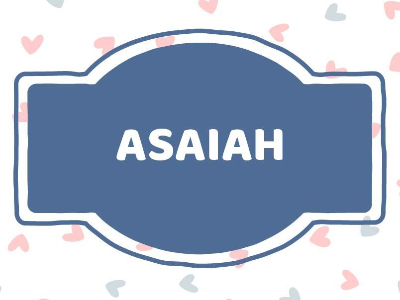 Asaiah