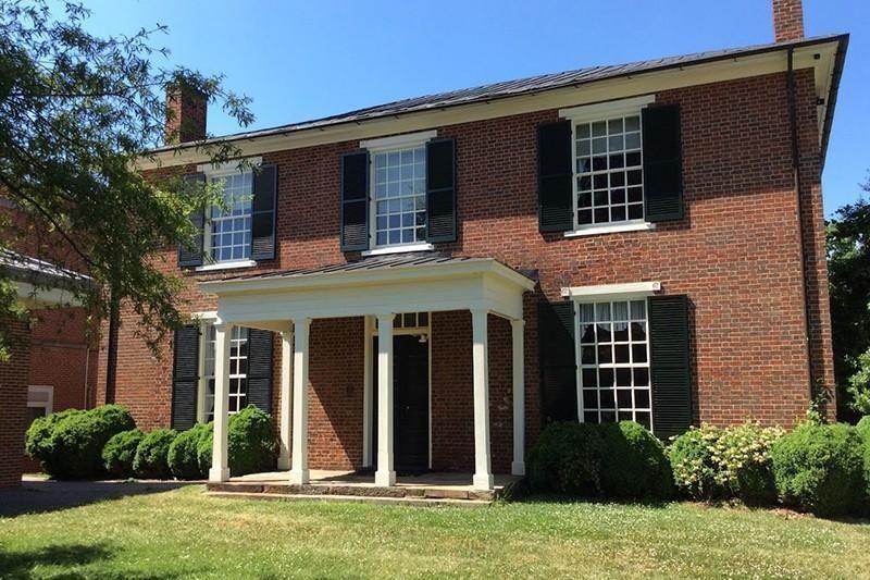 New London Academy in Virginia