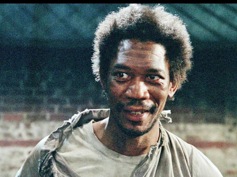 Morgan Freeman in Brubaker (1980)