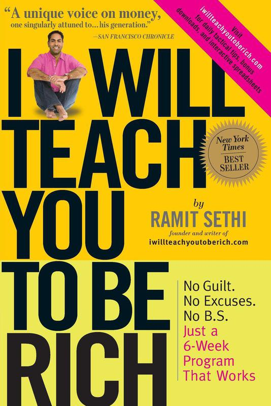 I Will Teach You to be Rich' By Ramit Sethi