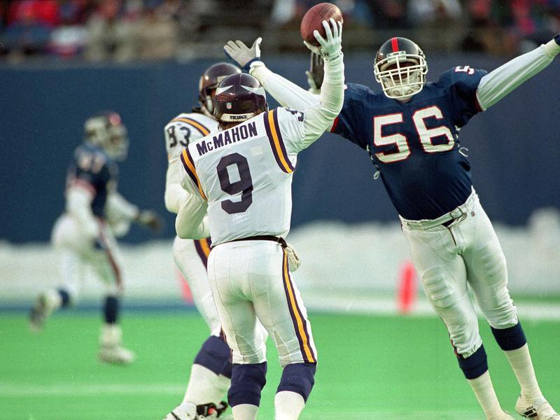 New York Giants linebacker Lawrence Taylor