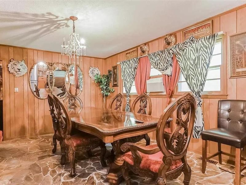 Tiger King house on Zillow