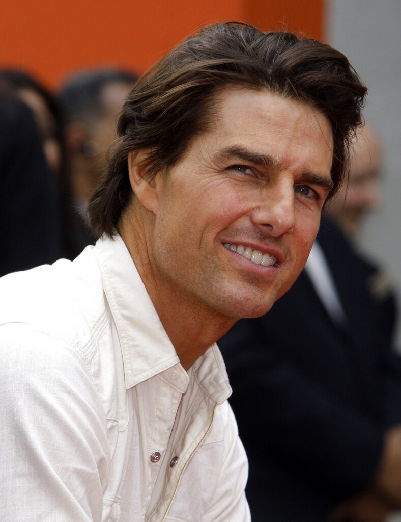 Tom Cruise in 2010