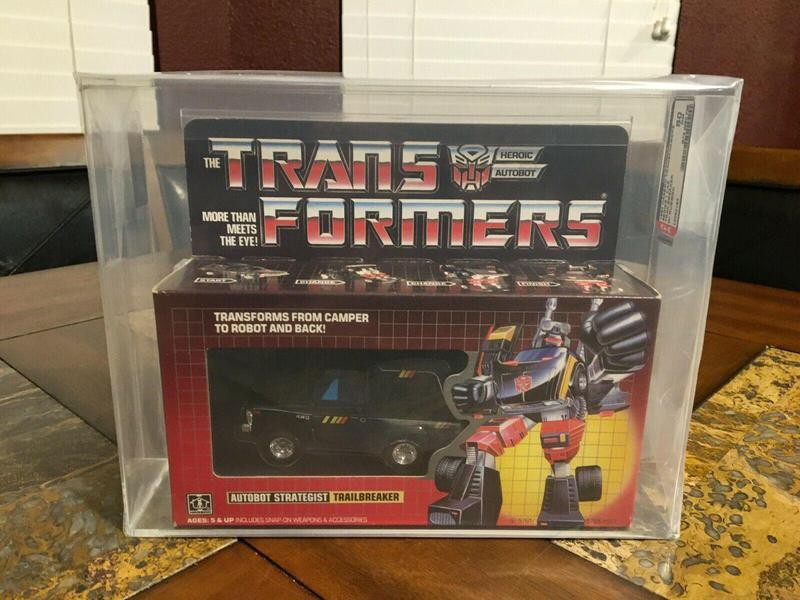 Trailbreaker G1 transformers