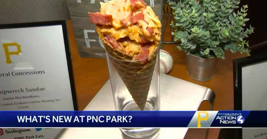 Pittsburgh Cone