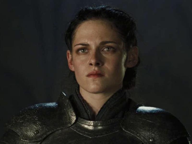 Kristen Stewart in Snow White & the Huntsman