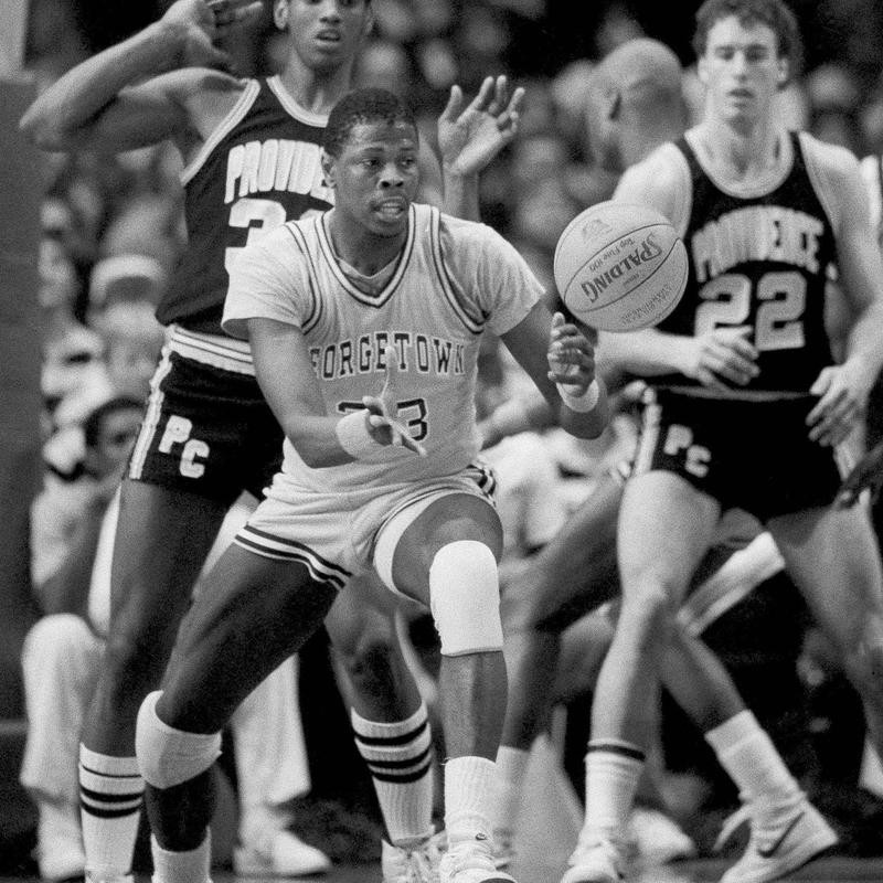 Patrick Ewing in 1984