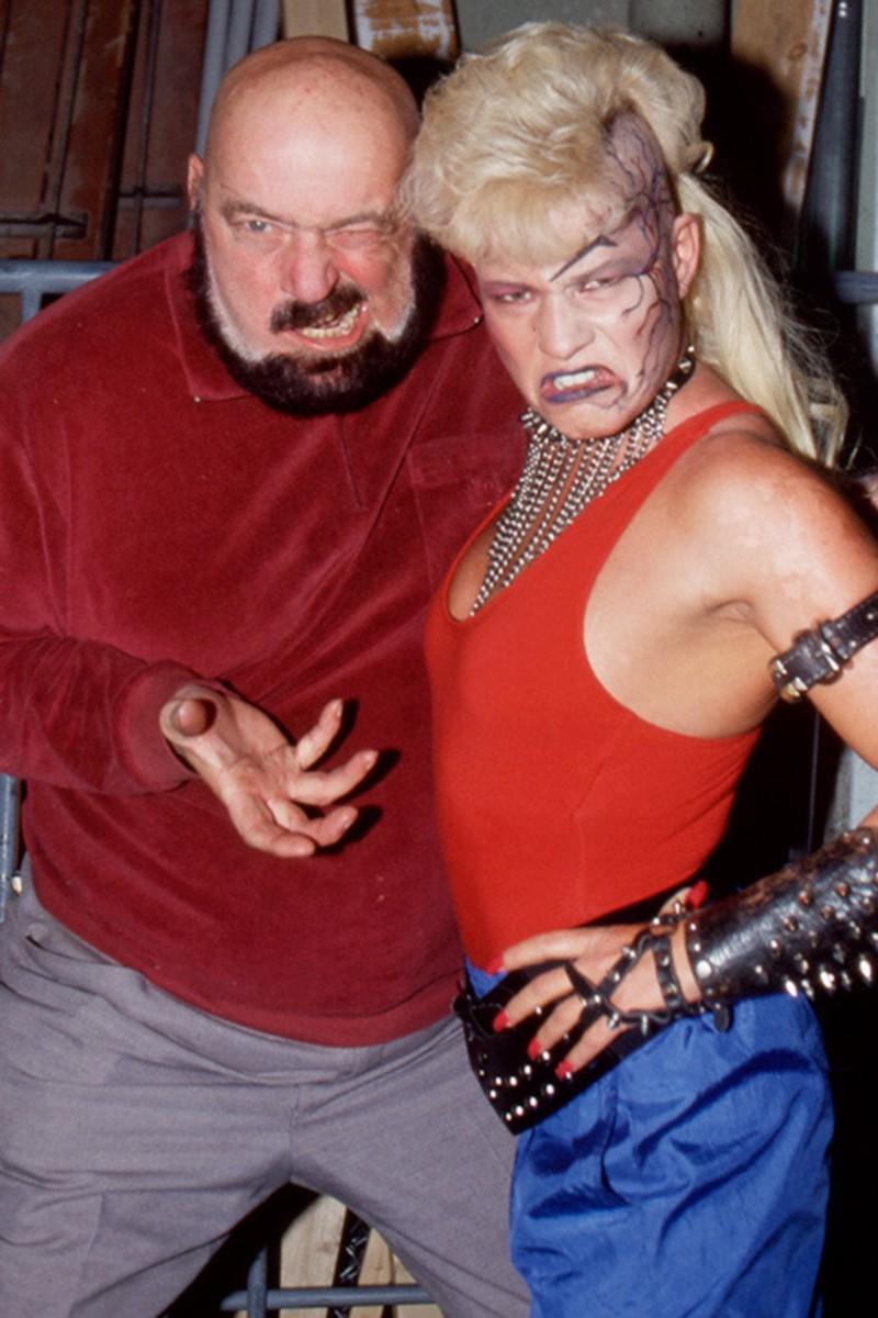 Mad Dog and Luna Vachon