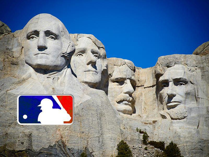 MLB Mount Rushmores