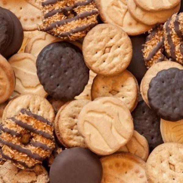 Ranking Every Girl Scout Cookie Ever Made