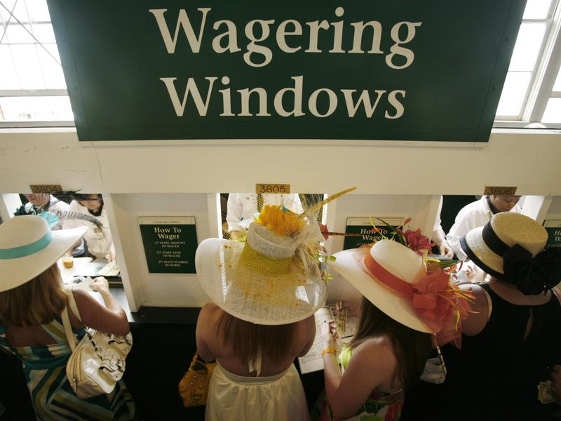 Wagering windows