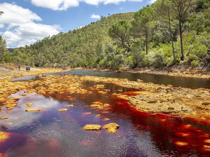 Rio Tinto, Spain