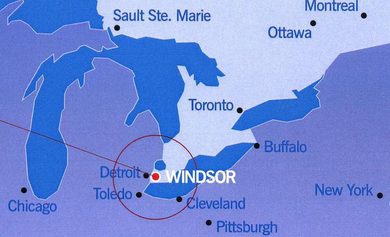Windsor Ontario