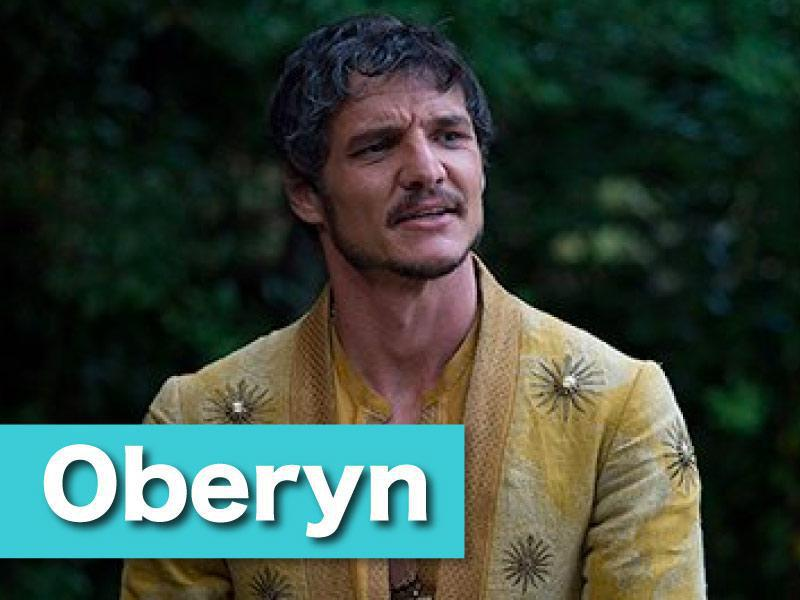 Pedro Pascal in Game of Thrones (2011)