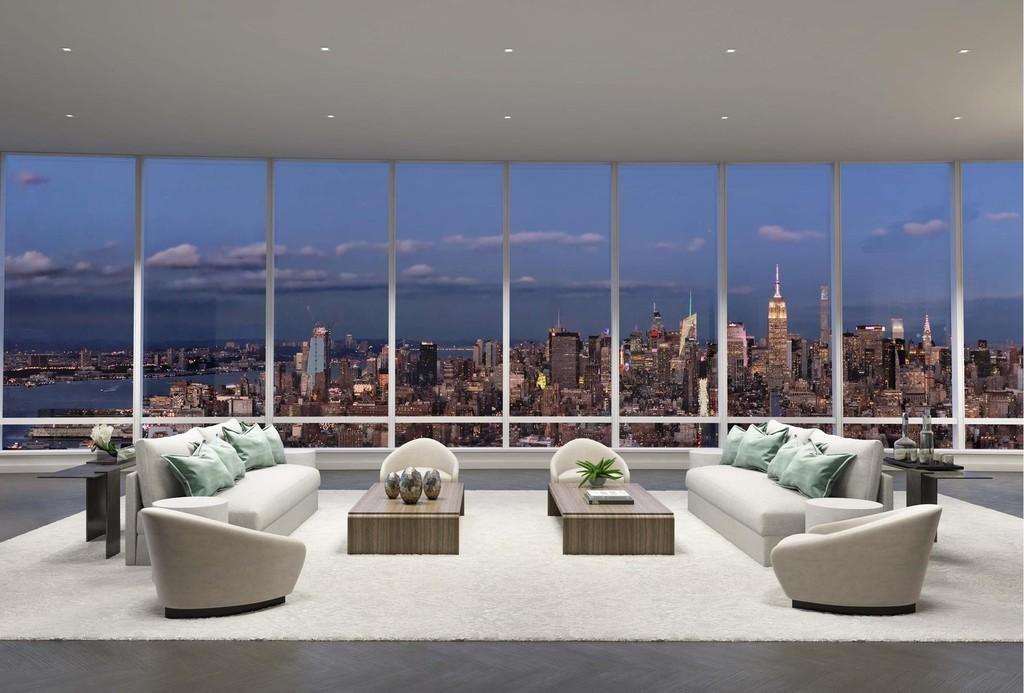 $40 million penthouse in Tribeca