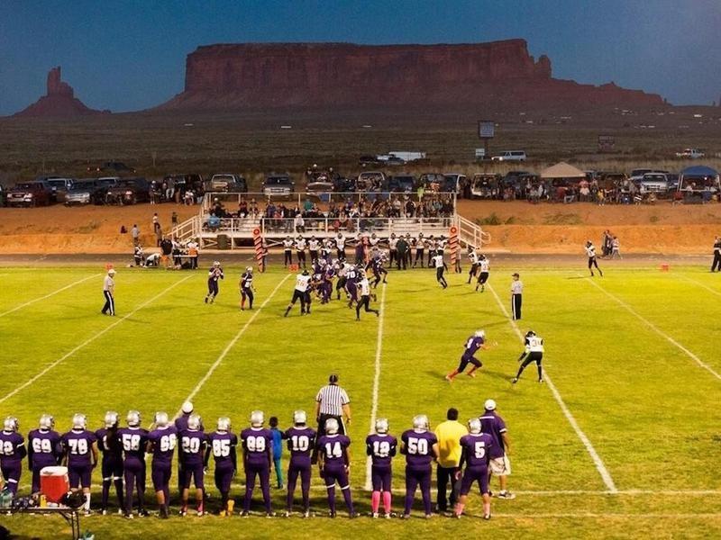 Monument Valley Stadium