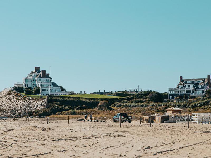 Watch Hill Beach in Rhode Island