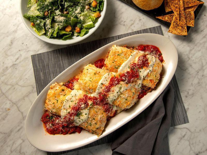 Brio Italian Grille food