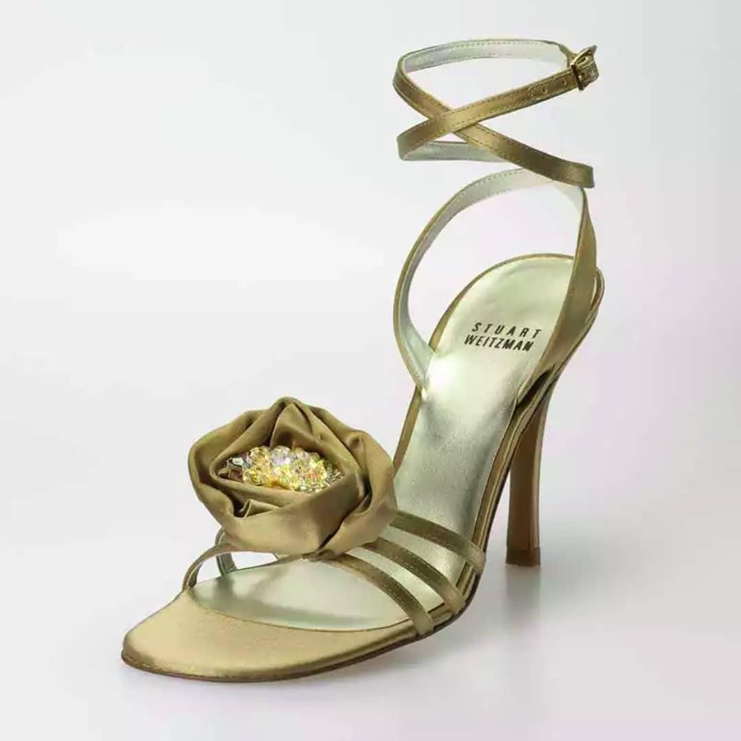 The Stuart Weitzman's Marilyn Monroe shoe