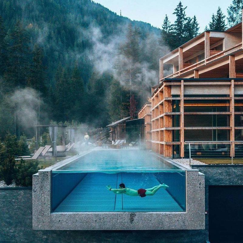 Mountain Dream Retreat at Alta Baldia in Dolomiti