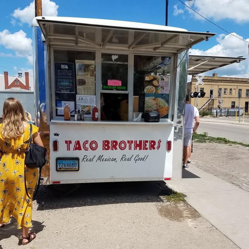 Taco Bros Food Truck