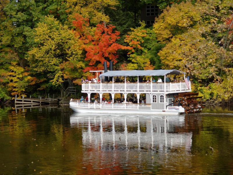 Grand Ledge Color Cruise and Island Festival