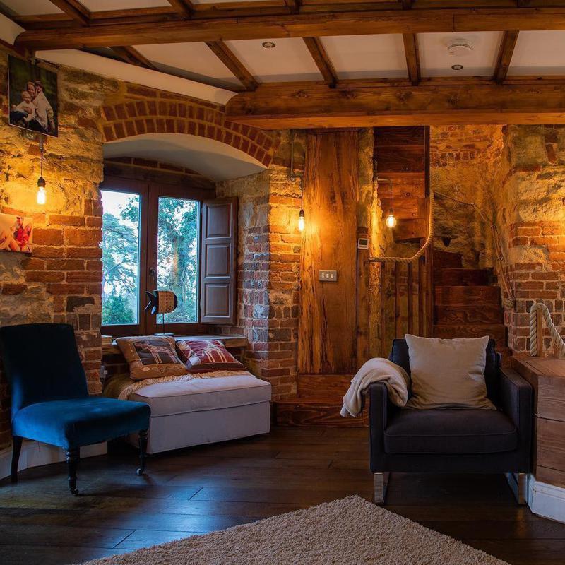 Dinton Castle interior