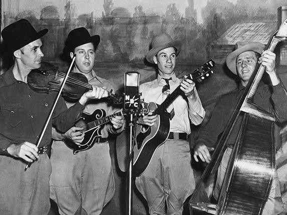 Bill Monroe and the Blue Grass Boys