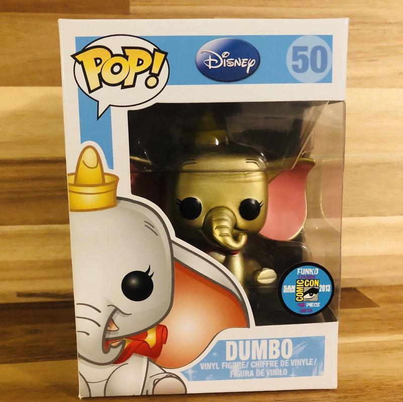 Dumbo (Golden)