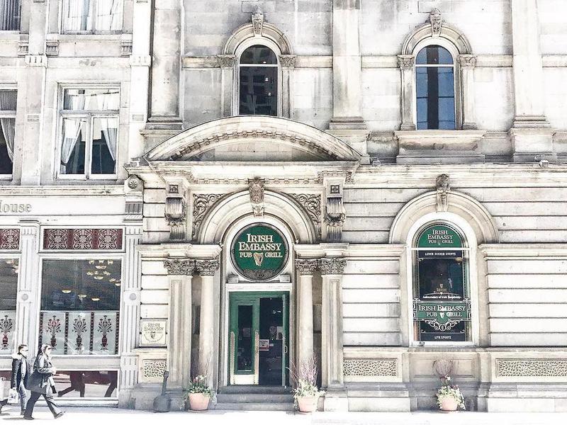 Irish Embassy