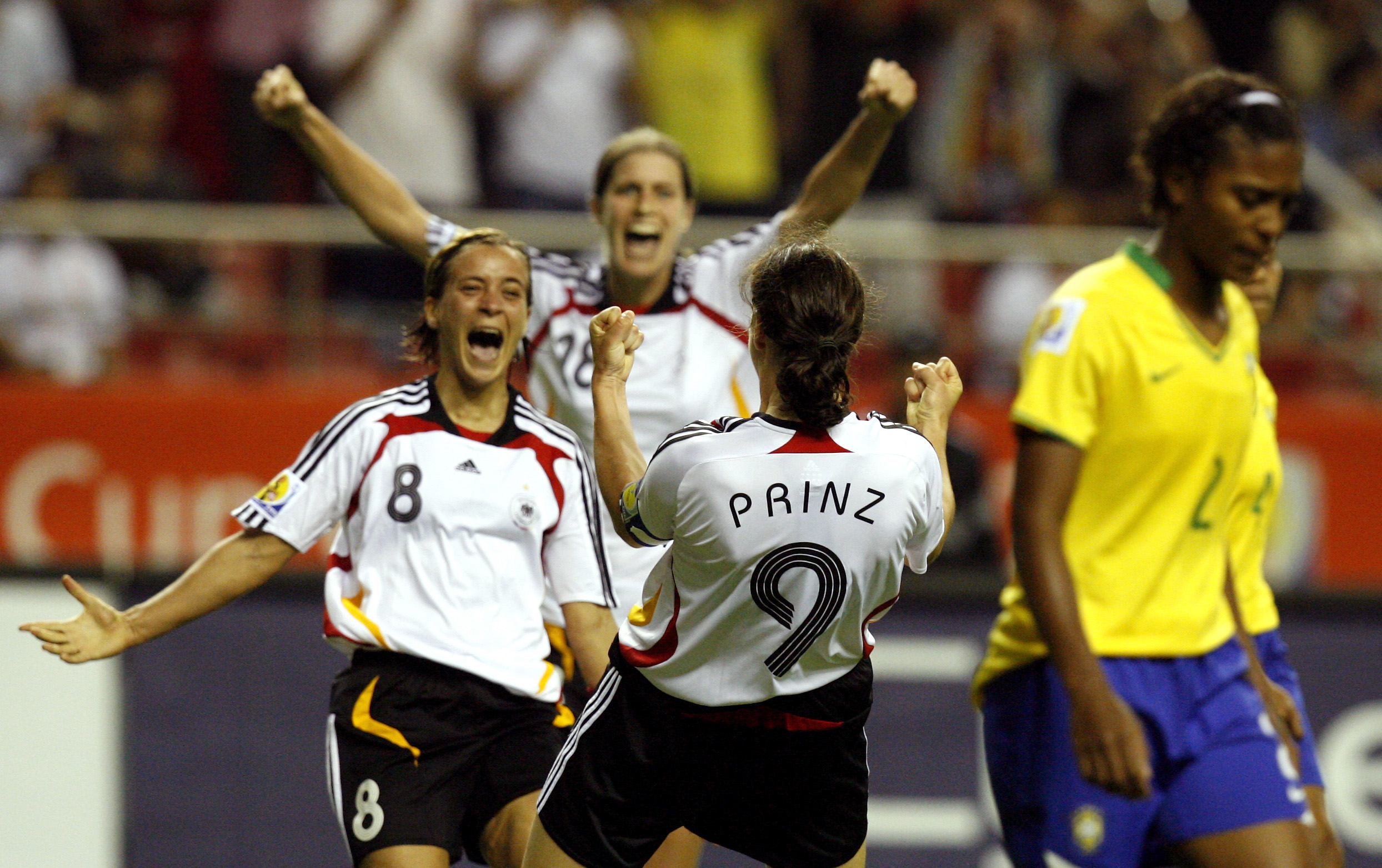 Germany celebrates