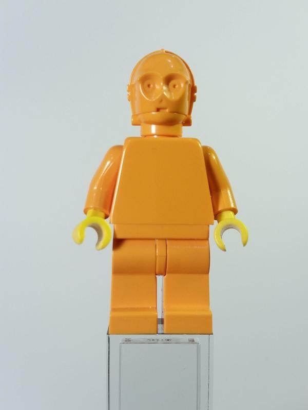 C-3PO Lego Minifigure Prototype (1999)