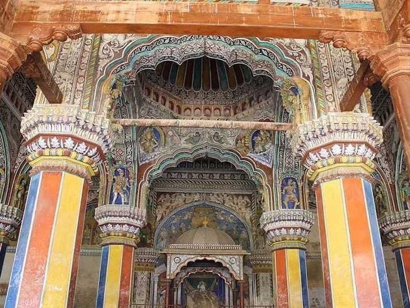 Sarasvathi Mahal Library