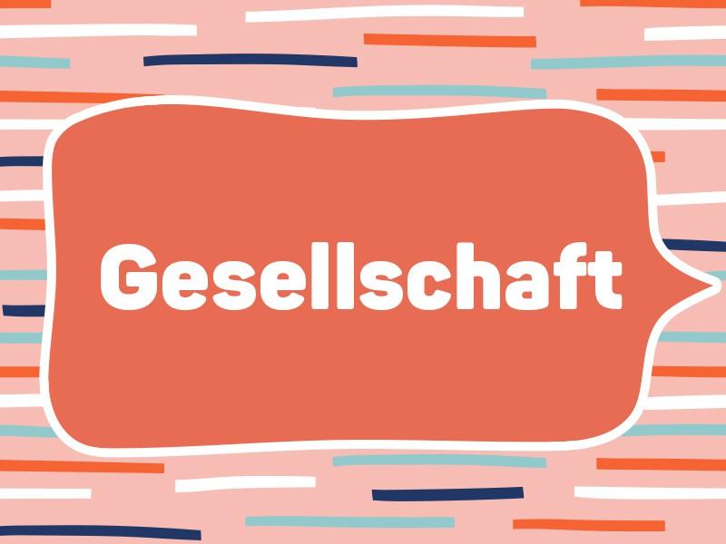 2016: Gesellschaft (Tie)