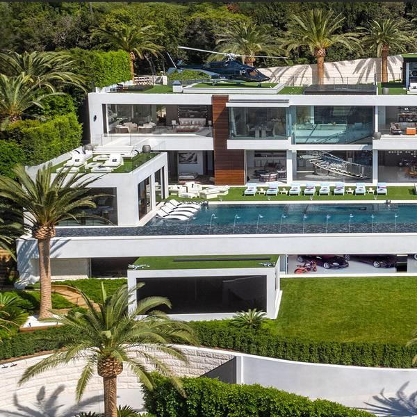 The Country's Most Expensive Home is Mind-Bogglingly Luxurious