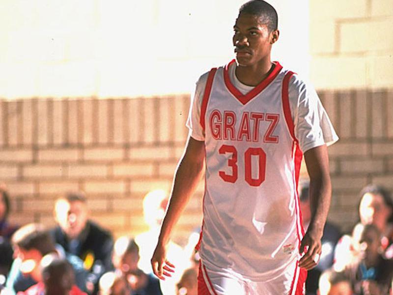 Simon Gratz High School forward Rasheed Wallace