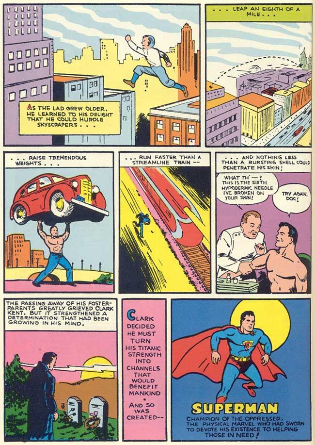 Superman No. 1