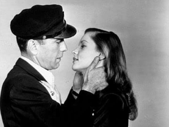 Humphrey Bogart & Lauren Bacall in To Have and Have Not