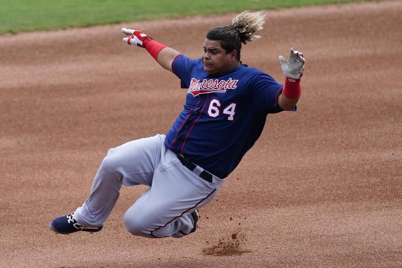 Minnesota Twins utility player Willians Astudillo