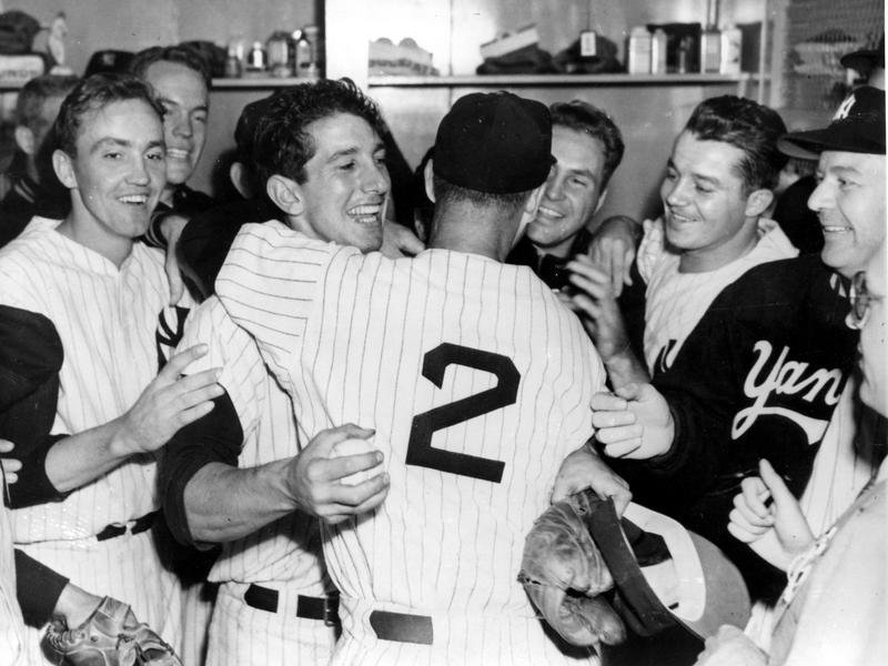 Billy Martin and 1953 New York Yankees