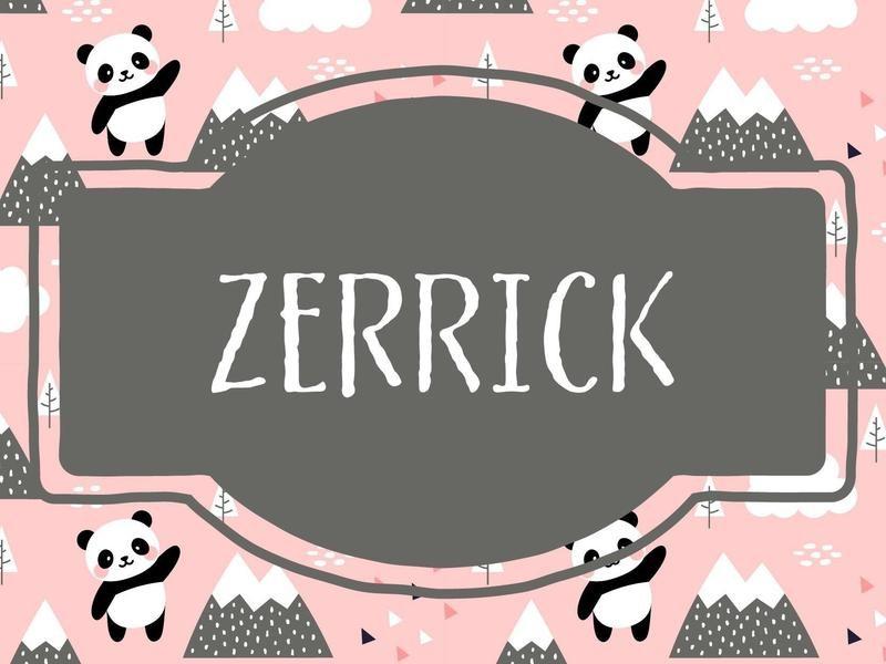 Zerrick