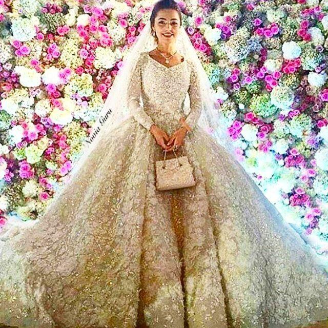 Khadija Uzhakhovs dress