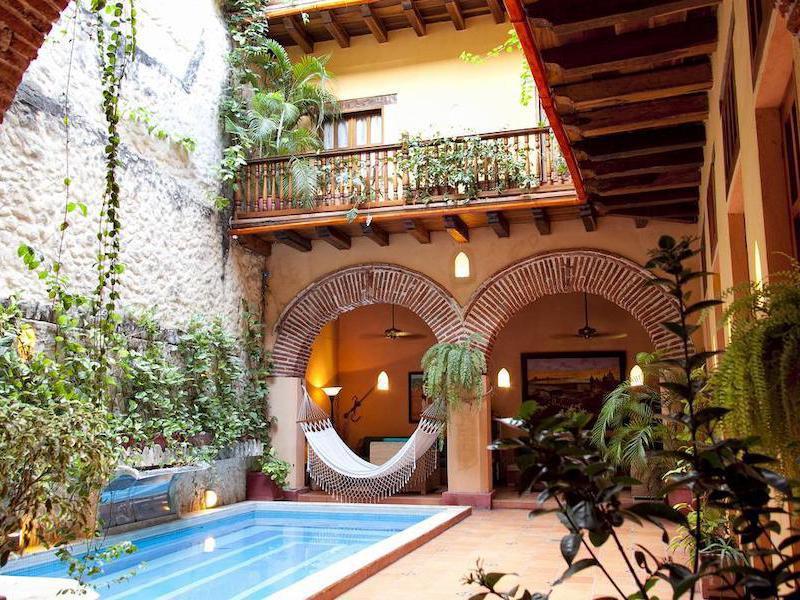 Casa Mattos, Cartegena