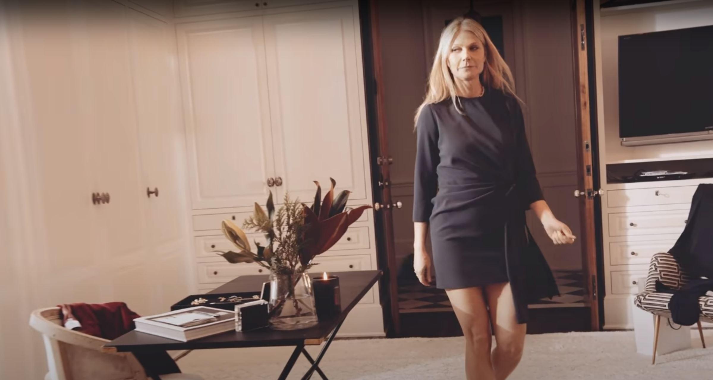 Gwyneth Paltrow's office