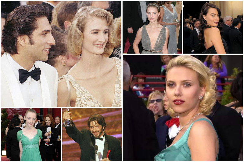 Vintage Oscars Photos