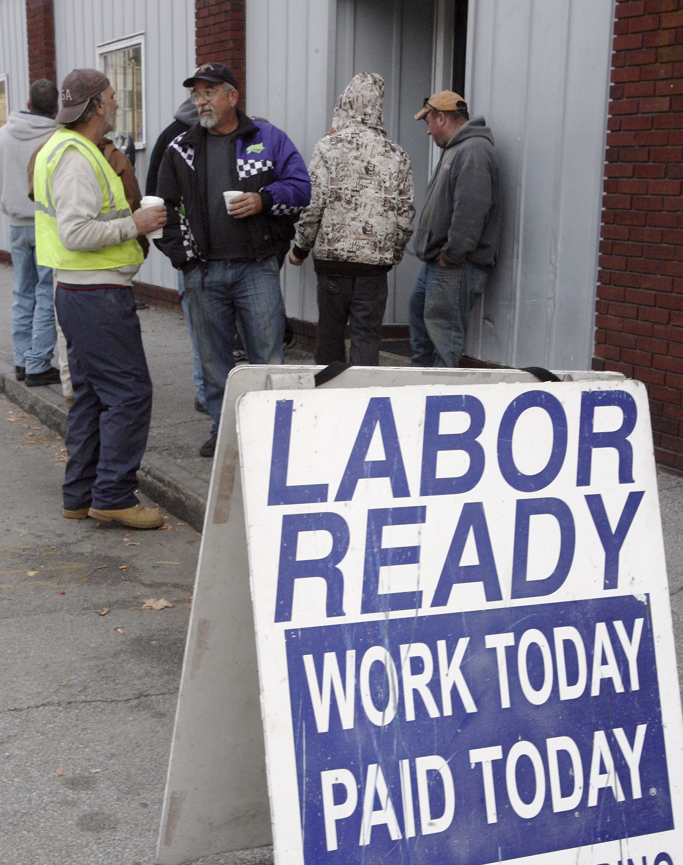Labor Ready office in Concord, New Hampshire